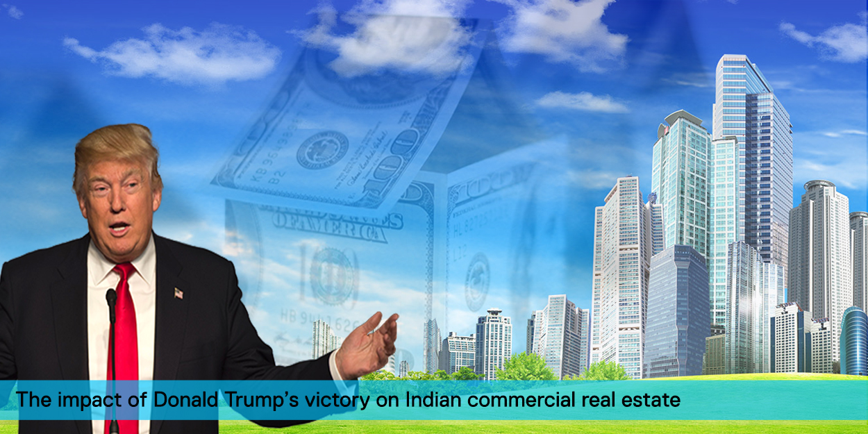 Impact of trump victory on Indian real estate