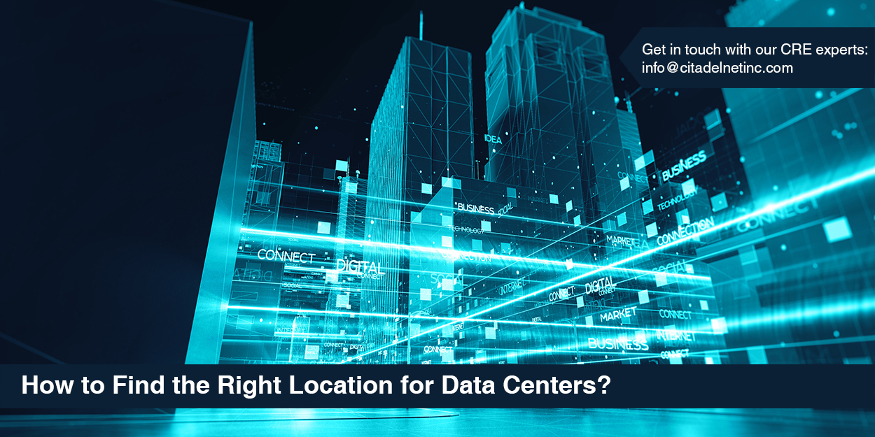 right location for data centers