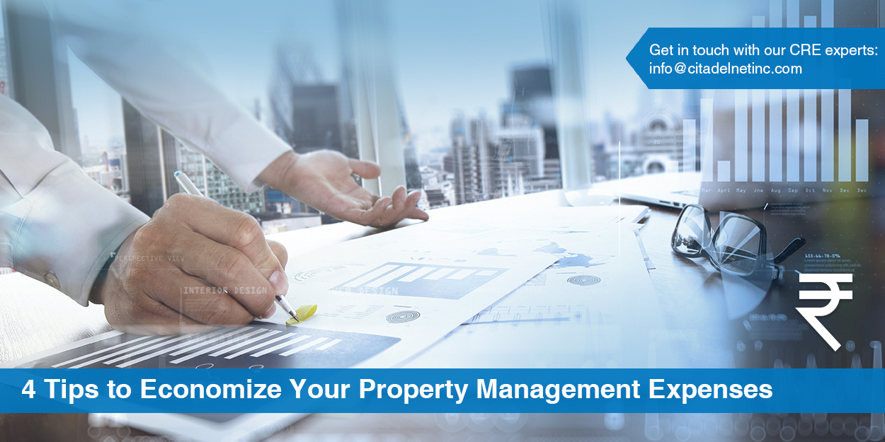How to optimise your property management expenses